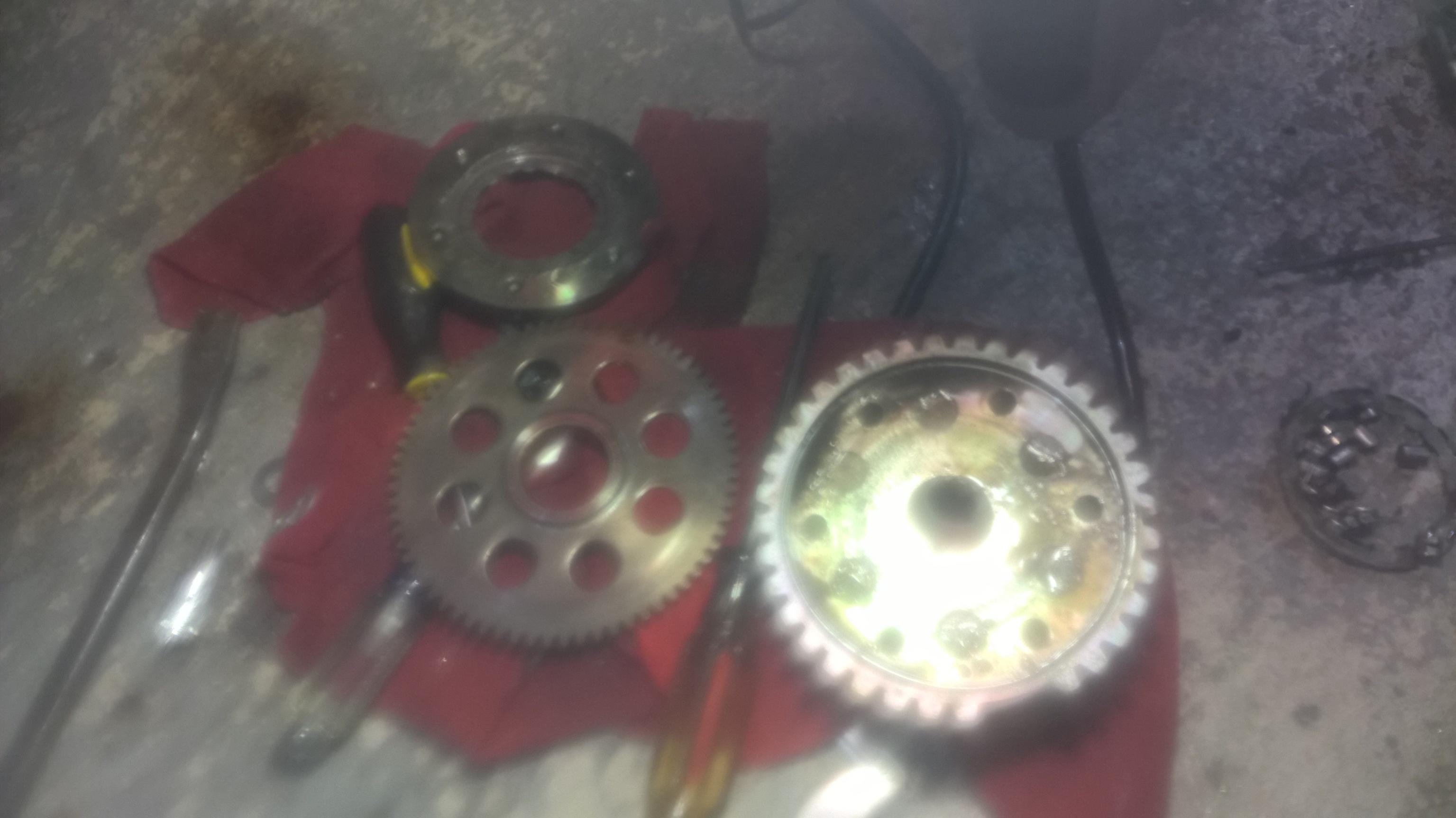 starter sprag clutch issues